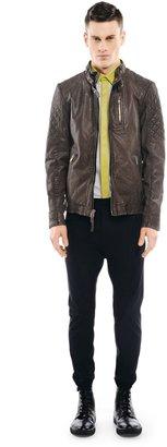 Mackage Mateo-C Leather Biker Jacket