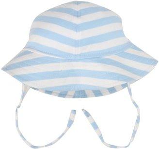 Zutano Unisex-baby Infant Pastel Stripe Sun Hat