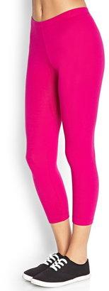 Forever 21 favorite capri leggings