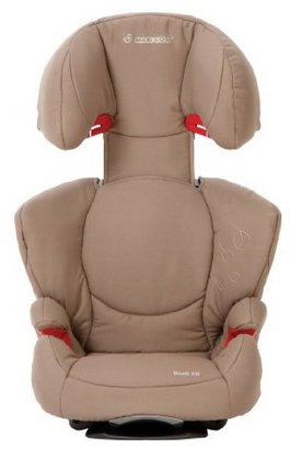 Maxi-Cosi Rodi XR Booster Car Seat - Walnut Brown