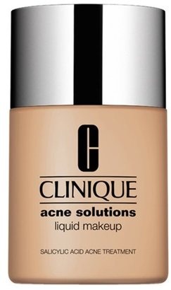 Clinique Acne Solutions Liquid Makeup $28 thestylecure.com