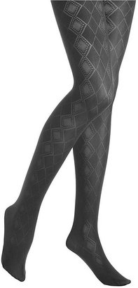 Hue Ornate Diamond Tights #U12989