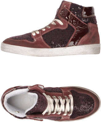 Keep High-top sneakers