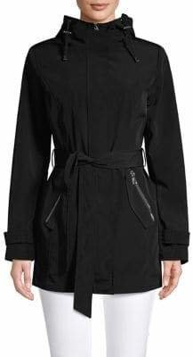 London Fog Classic Belted Trench Coat