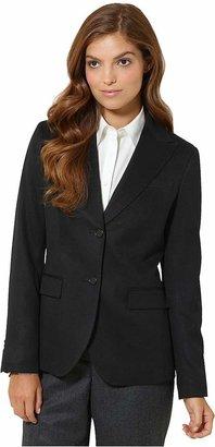 Loro Piana® Cashmere Two-Button Blazer $1,198 thestylecure.com