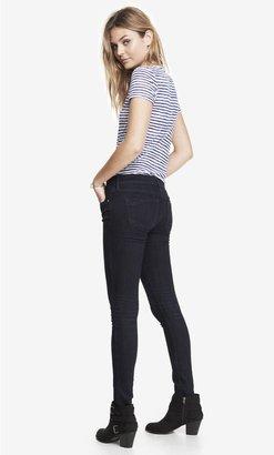 Stella Jean Low Rise Jean Legging