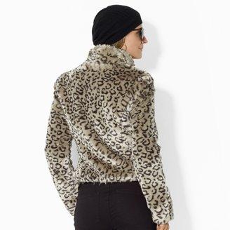 Ralph Lauren Leopard-Print Jacket