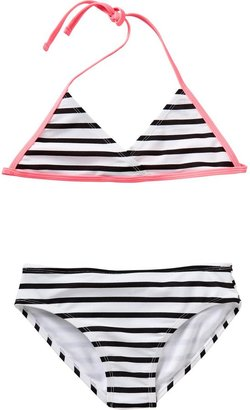 Old Navy Girls Mixed-Print String Bikinis