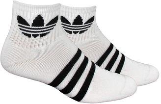 adidas Trefoil Quarter Socks 1 Pair