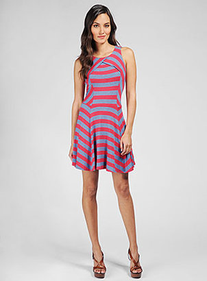 Ella Moss Sam Stripe Dress