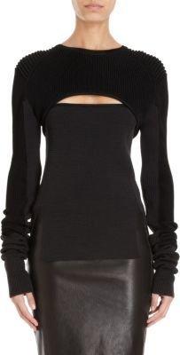 Etoile Isabel Marant Brenton Cut Out Sweater
