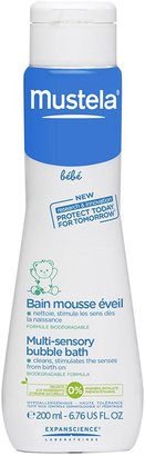 Mustela Bebe Range Multi-sensory Bubble Bath - 6.7 oz