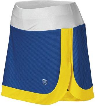 Wilson Power Play Skirt - UPF 30+, Built-In Brief (For Women)