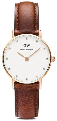 Daniel Wellington Classy St. Andrews Watch, 26mm $149 thestylecure.com