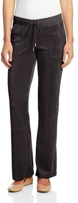 Juicy Couture Women's Velour Bling Bootcut Pant