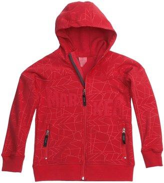 Devo Marker Tech Zip Hoodie - Fleece Lining (For Boys)