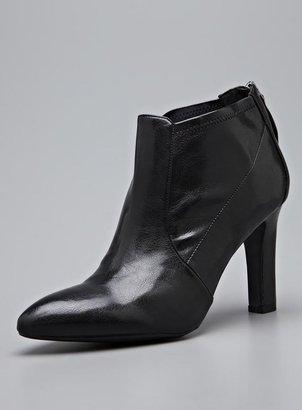 Franco Sarto Violin Black High Heel Ankle Bootie