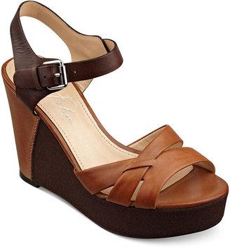 Marc Fisher Hello Platform Wedge Sandals