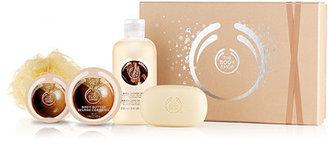 The Body Shop Shea Shower, Scrub & Soften Collection