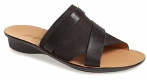 Paul Green 'Bayside' Leather Sandal