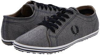 Fred Perry Kingston Winter Herringbone (Natural) - Footwear
