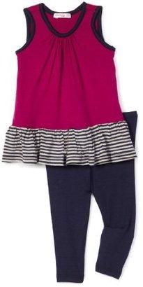 Little Ella Baby-Girls Infant Horizon Tunic Set