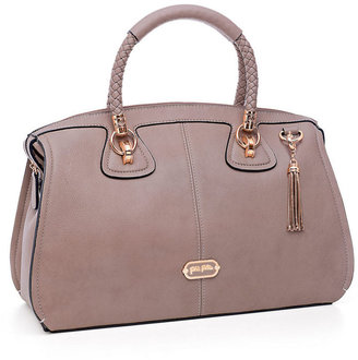 Folli Follie K Vintage Grey Satchel
