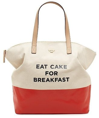 """Kate Spade """"Eat Cake For Breakfast"""" Terry"""