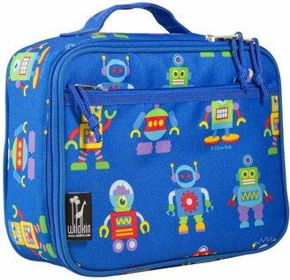 Olive Kids Wildkin Robots Lunch Box