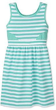 JCPenney Disorderly Kids® Striped Jersey Tank Dress - Girls 4-6x