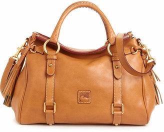Dooney & Bourke Florentine Vachetta Small Leather Satchel