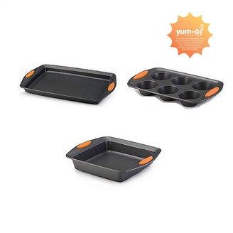 Rachael Ray Yum-O! Oven Lovin' 3-Piece Bakeware Set