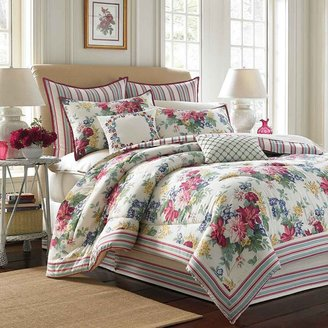 Laura Ashley melinda 4-pc. comforter set - king