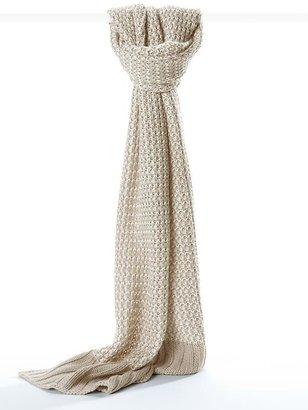 Banana Republic Texture stitch scarf
