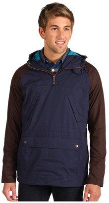 Element Caribou Anorak Jacket (Indigo) - Apparel