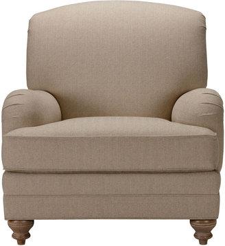 Ethan Allen Madison Chair, Fairview/ Natural