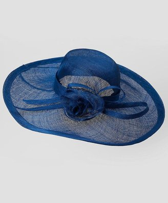 Brooks Brothers Oversized Flower Bud Derby Hat