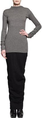 Rick Owens Multi-Ribbed Sweater