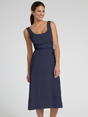 Zobha Wrap Waist Dress