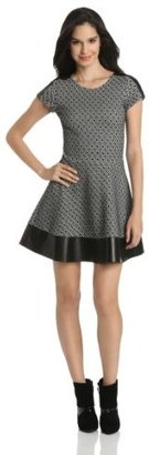 Parker Women's Nolan Cap-Sleeve Fit-and-Flare Dress