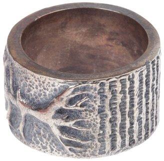 Tobias Wistisen branch ring