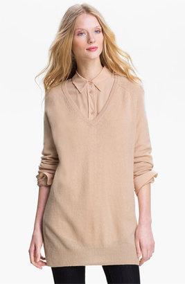 Equipment 'Asher' V-Neck Cashmere Sweater