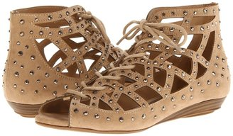 Mia Lori (Natural Suede) - Footwear