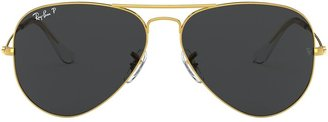 Ray-Ban Aviator 55mm Sunglasses