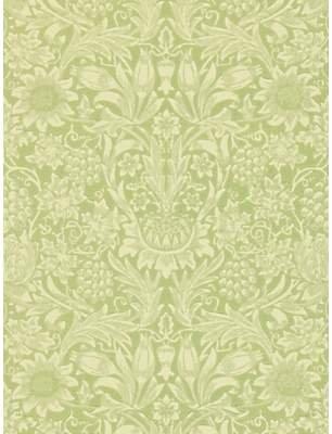Morris & Co. Sunflower Wallpaper