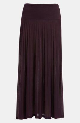 Topshop High Waist Maxi Skirt