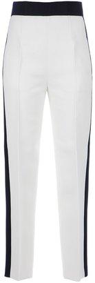 Emilio Pucci Contrast stripe trouser
