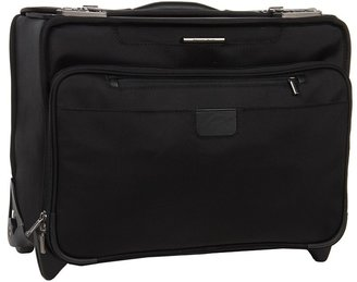 Briggs & Riley @Work - Executive Rolling Catalog Case (Black) - Bags and Luggage