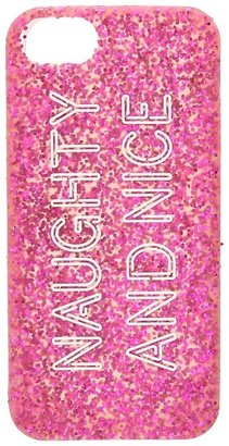 Kate Spade Naughty Nice Silicone Cae for iPhone 5 and 5 Phone Acceorie