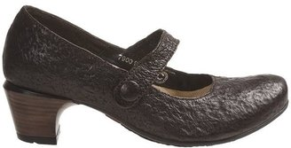 Wolky Jig Shoes - Leather, Mary Janes (For Women)